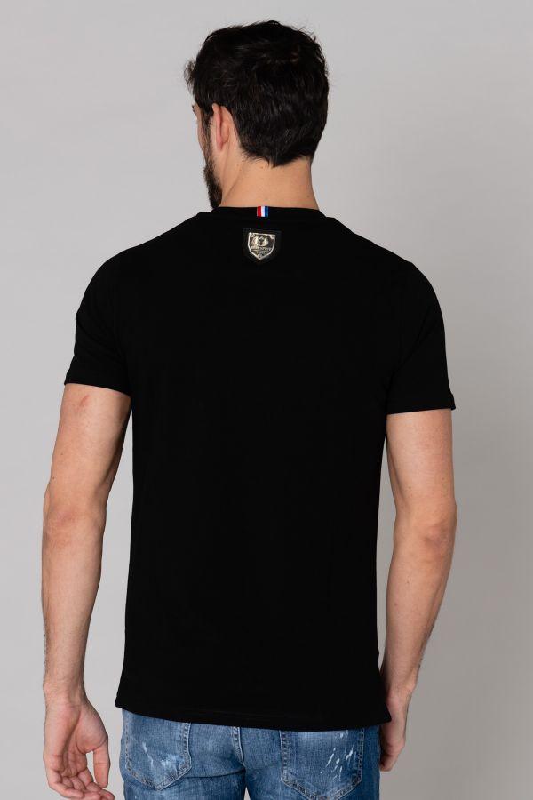 Tee Shirt Homme Horspist TSHIRT CORTEZ BLACK