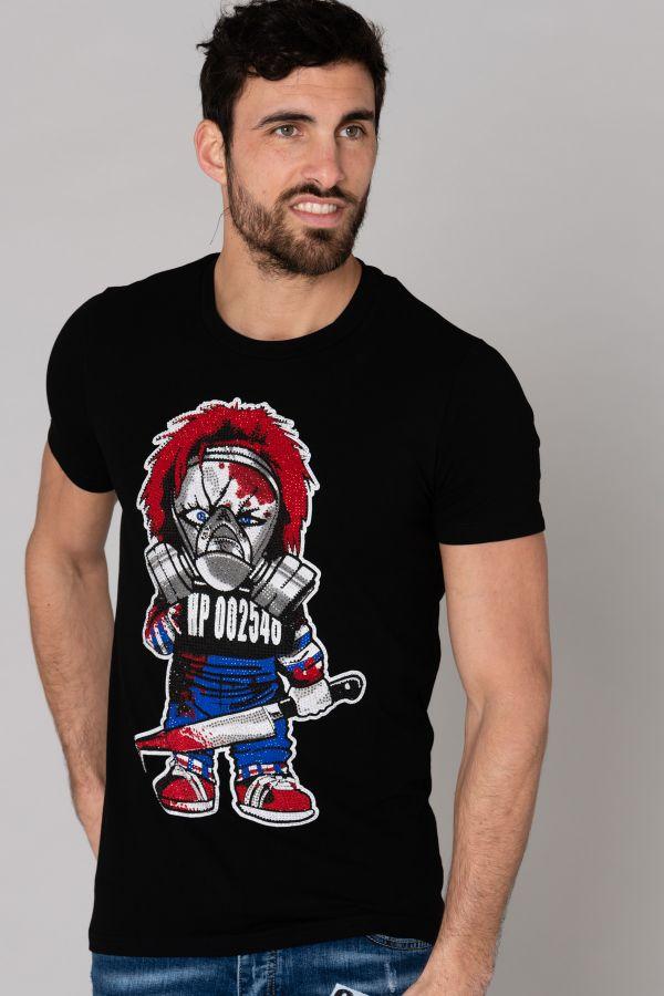 Tee Shirt Homme Horspist TSHIRT CHUCK BLACK