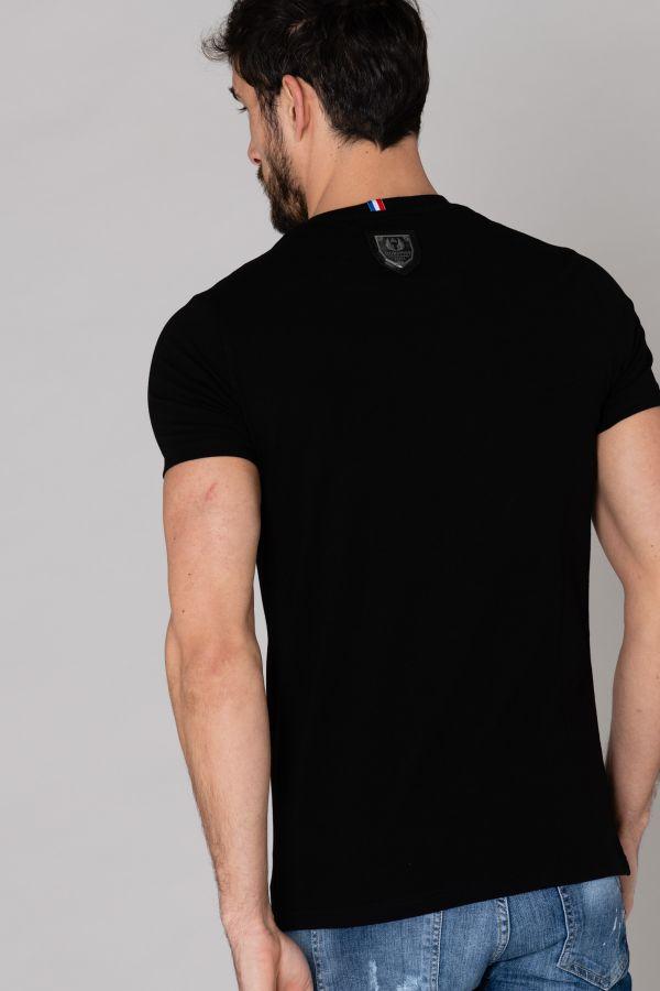 Tee Shirt Homme Horspist TSHIRT LORCA BLACK