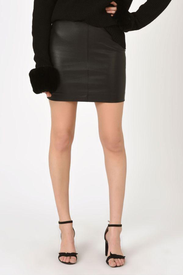 Jupe/robe Femme Oakwood LILI NOIR 501