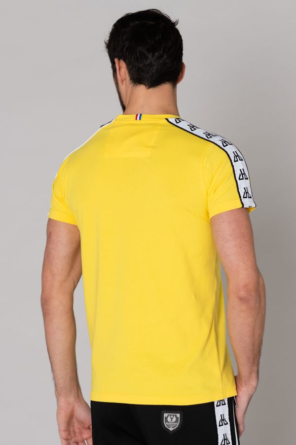 Tee Shirt Homme Horspist HOLY YELLOW