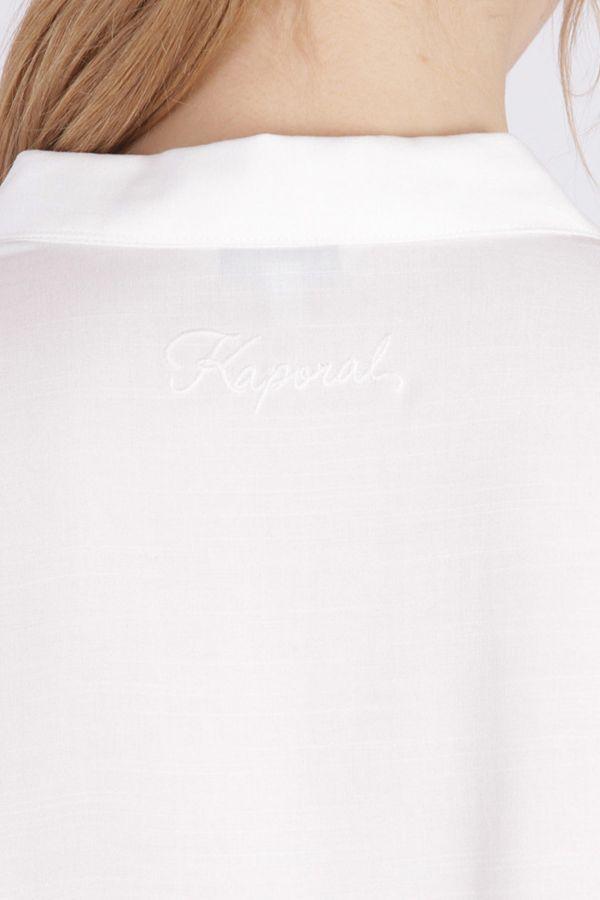 Chemise Femme Kaporal RAHIL OFF WHITE