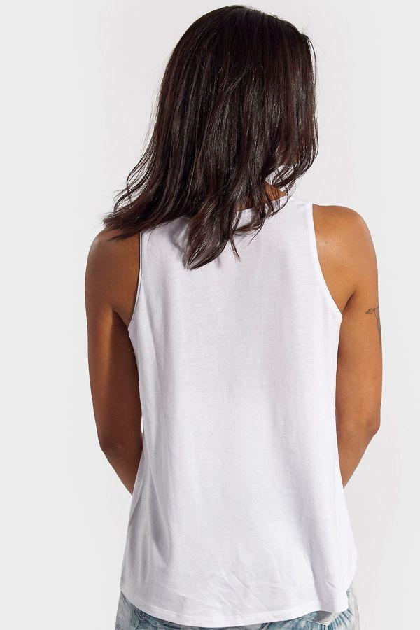 Tee Shirt Femme Kaporal ALEM OPT WHITE