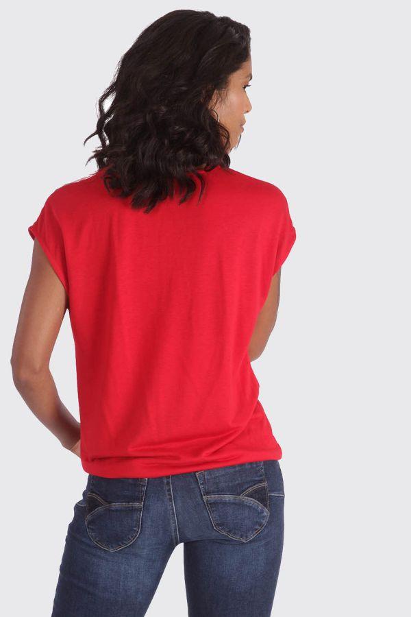 Tee Shirt Femme Kaporal REIKA TANGO