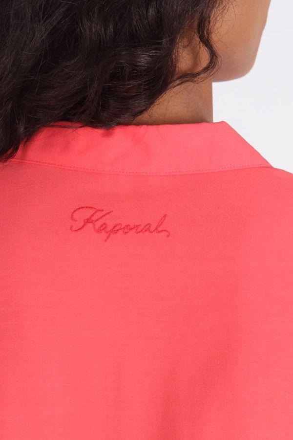 Chemise Femme Kaporal RAHIL CORAIL