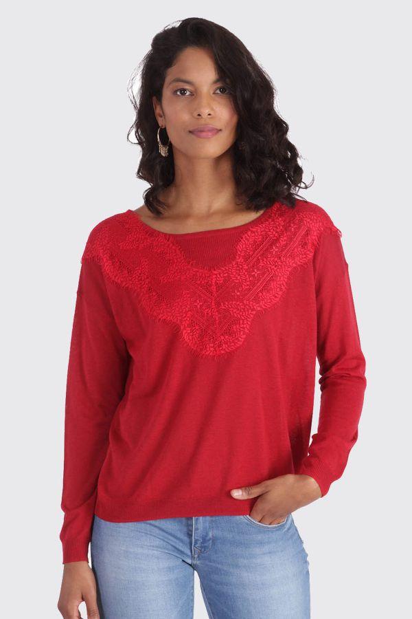 Pull/sweatshirt Femme Kaporal RENZA TANGO