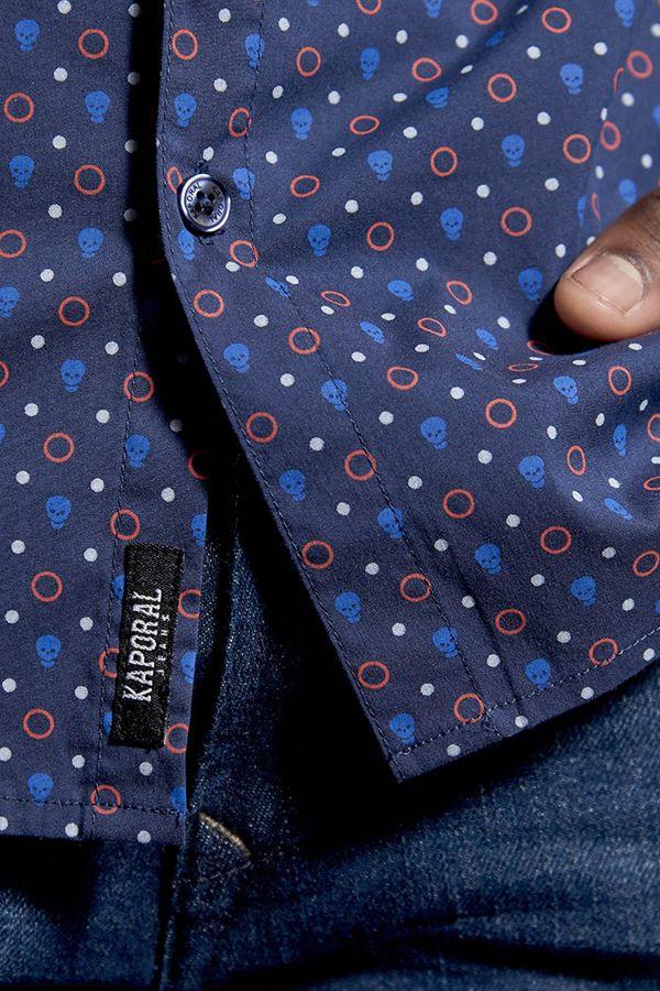 Chemise Homme Kaporal CATIE BLUE US
