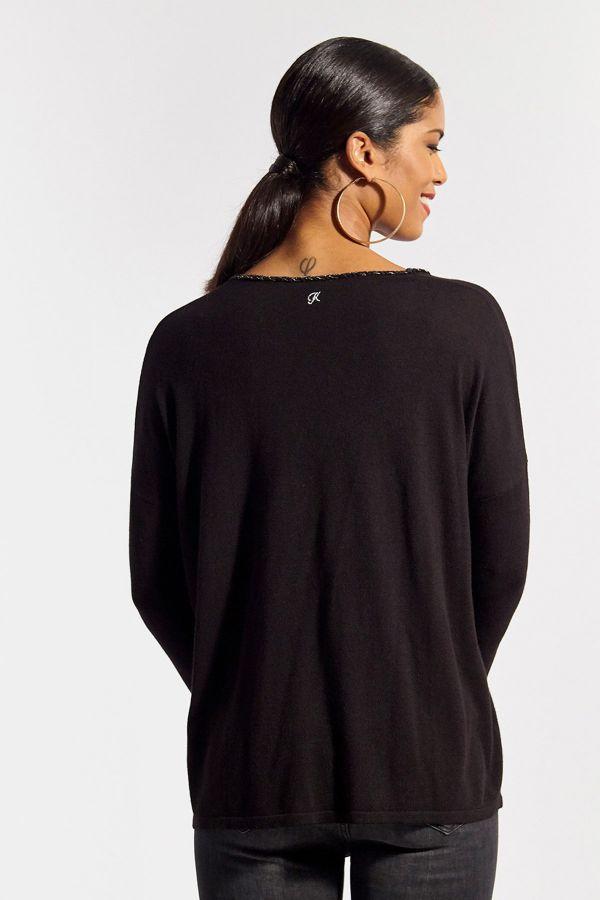 Pull/sweatshirt Femme Kaporal ROCIO BLACK