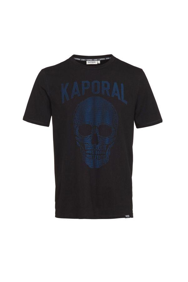 Tee Shirt Homme Kaporal TORIK BLACK