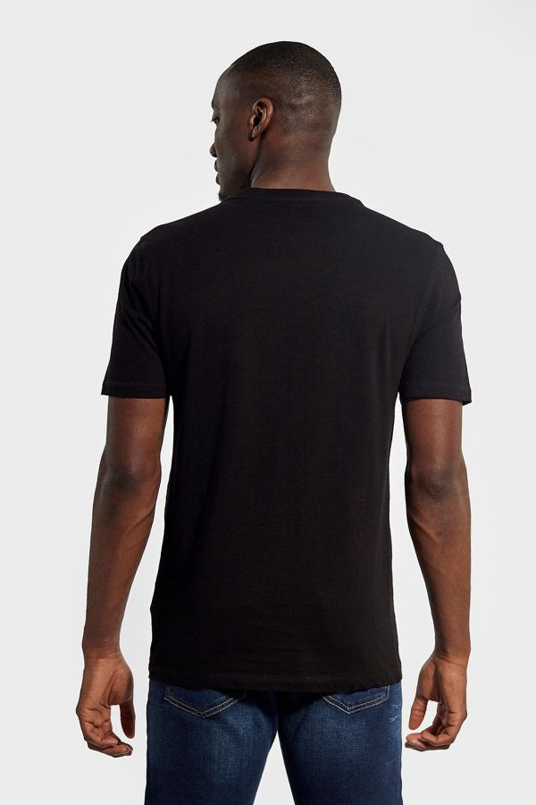 Tee Shirt Homme Kaporal THEO BLACK