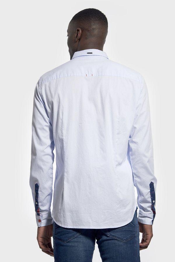 Chemise Homme Kaporal CALI LIGHT BLUE