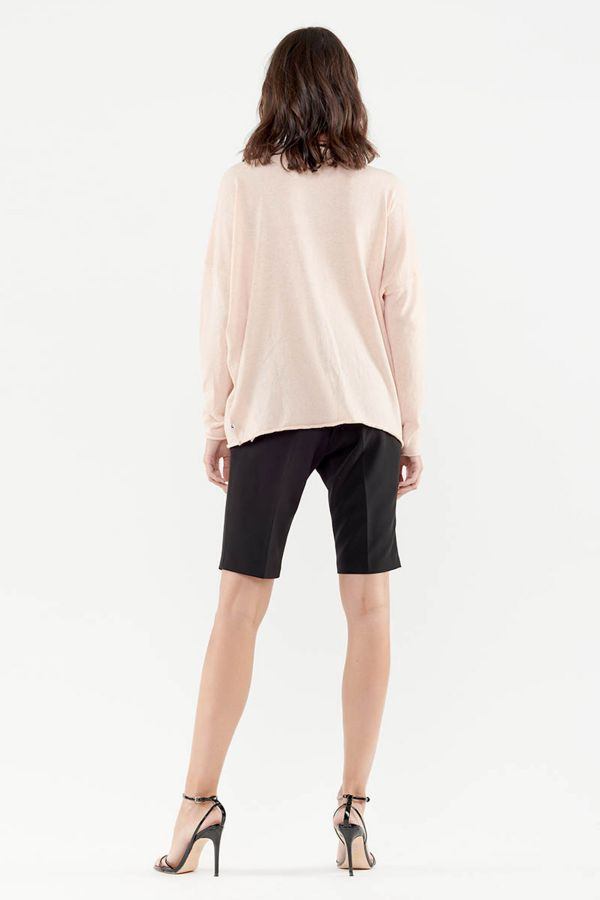 Pull/sweatshirt Femme Le Temps Des Cerises PULL F MANAE CREAM TAN
