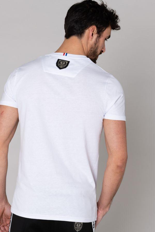 Tee Shirt Homme Horspist SPONGE WHITE