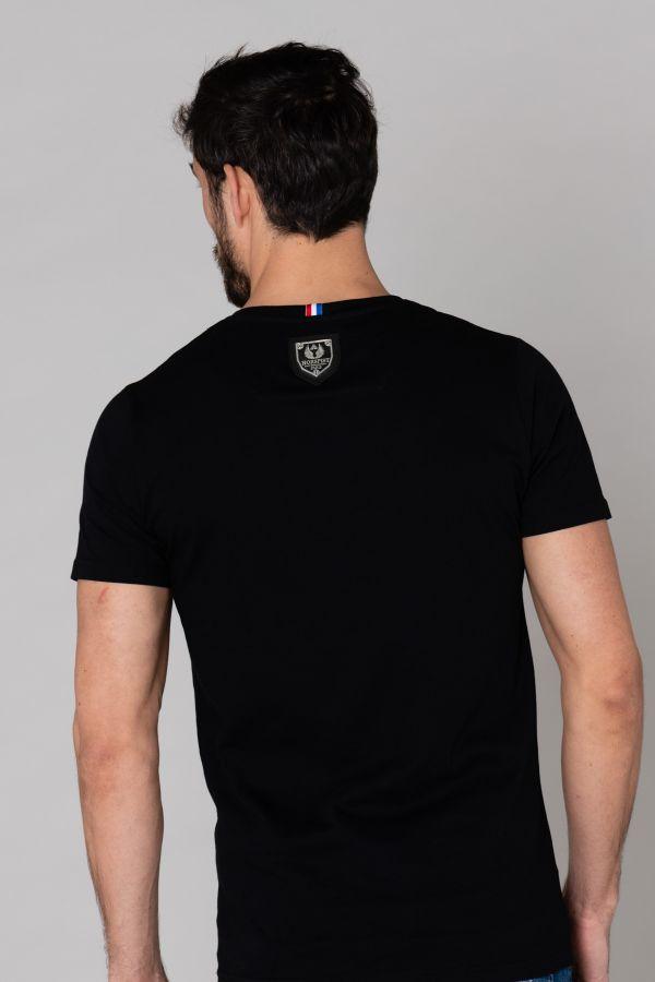 Tee Shirt Homme Horspist LIAR BLACK
