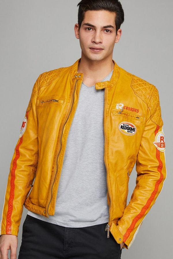 Blouson Homme Redskins RAFTER CALISTA 2 YELLOW