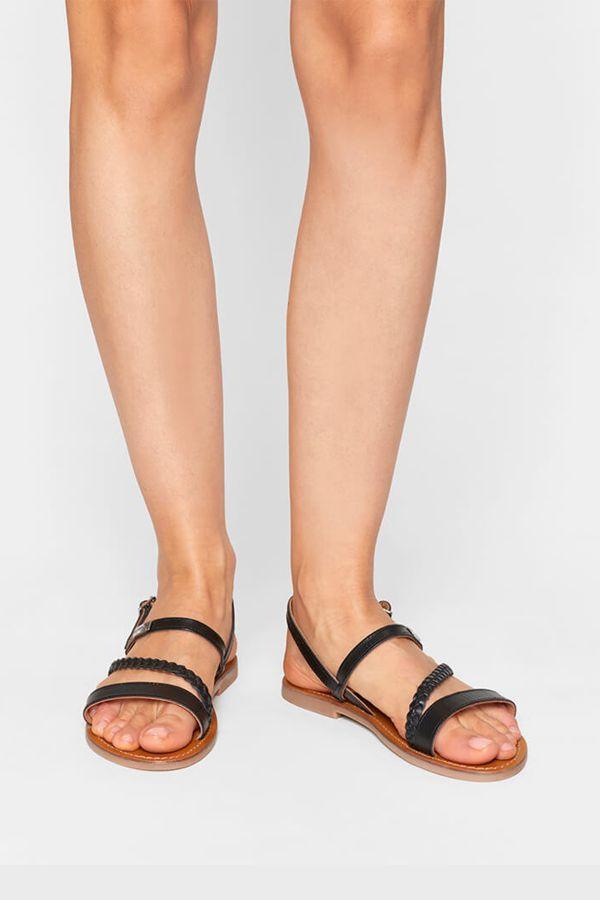 Chaussures Femme Les Tropeziennes Par M Belarbi BATRESSE NOIR