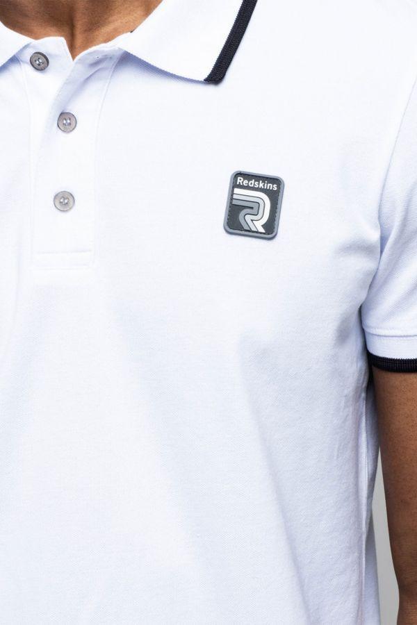 Polo Homme Redskins SERVER MEW WHITE