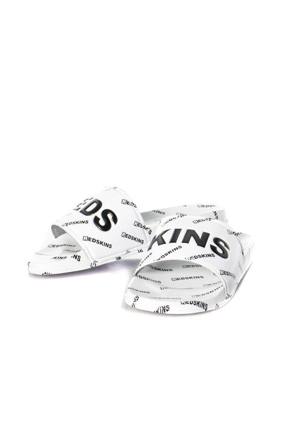 Baskets En Toile Homme Chaussures Redskins CLAK BLANC