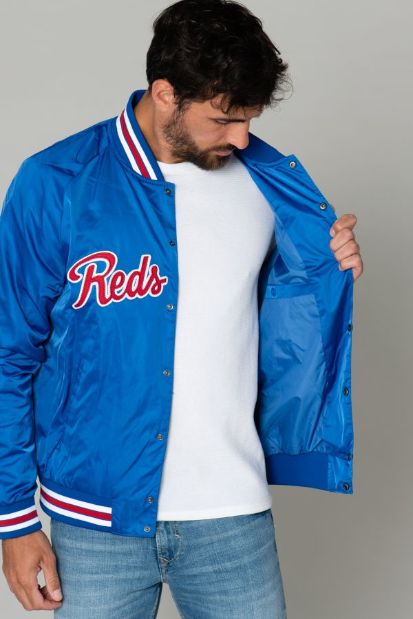 Blouson Homme Redskins LAYBACH SWISH ROYAL BLUE