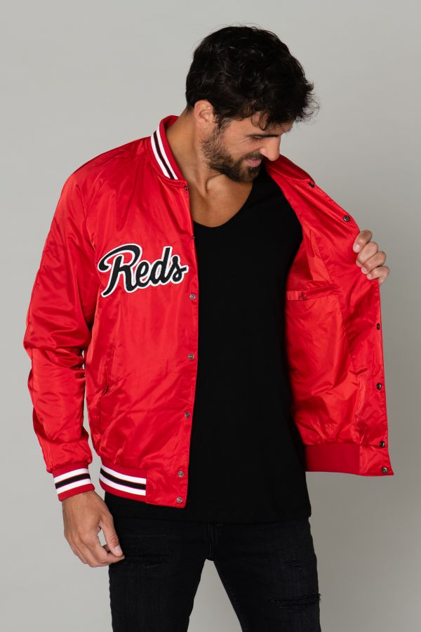 Blouson Homme Redskins LAYBACH SWISH RED
