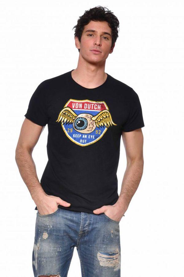 Tee Shirt Homme Von Dutch TSHIRT OUT NR