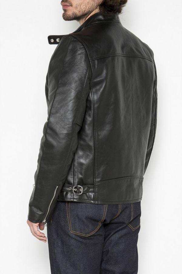 Blouson Homme Schott LC940DGT BLACK
