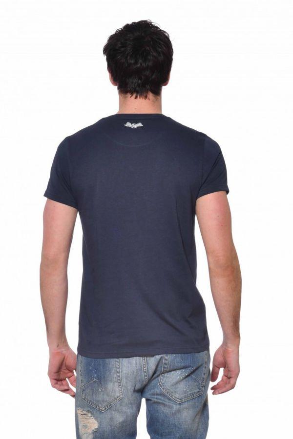 Tee Shirt Homme Von Dutch TSHIRT WHEEL MAR