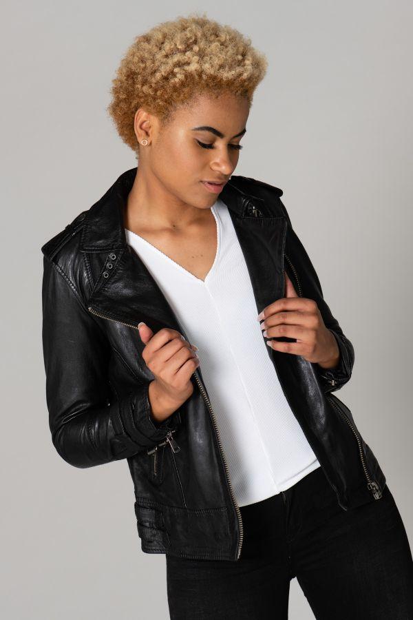 Damen Jacke Cityzen APRILIA 2 BLACK