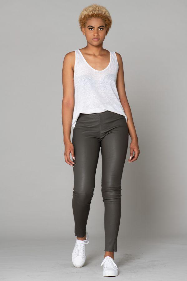 Pantalon Femme Oakwood CASSIOPEE KAKI FONCE 626