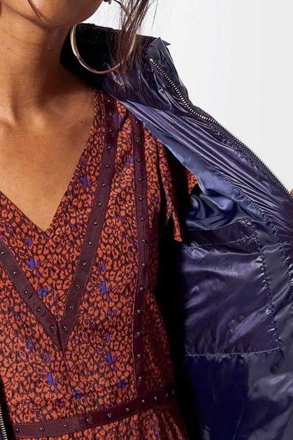 Blouson Femme Kaporal LIBBY BLUE