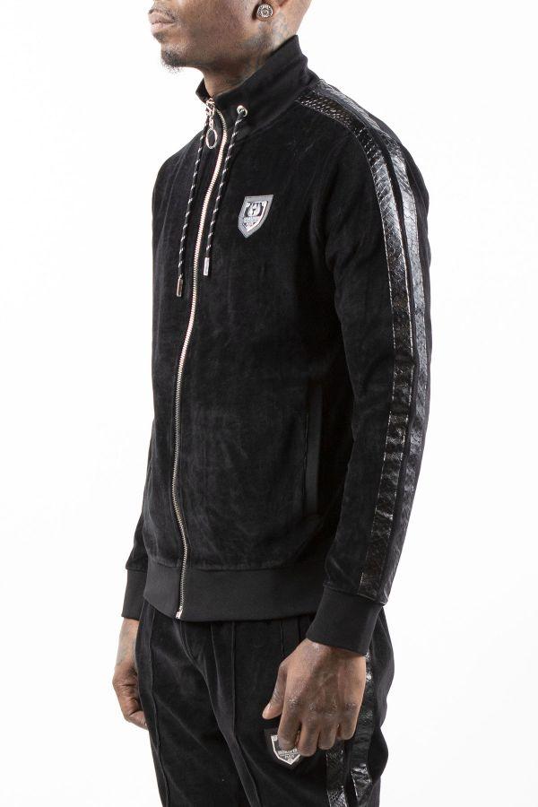 Pull/sweatshirt Homme Horspist DOWNEY BLACK