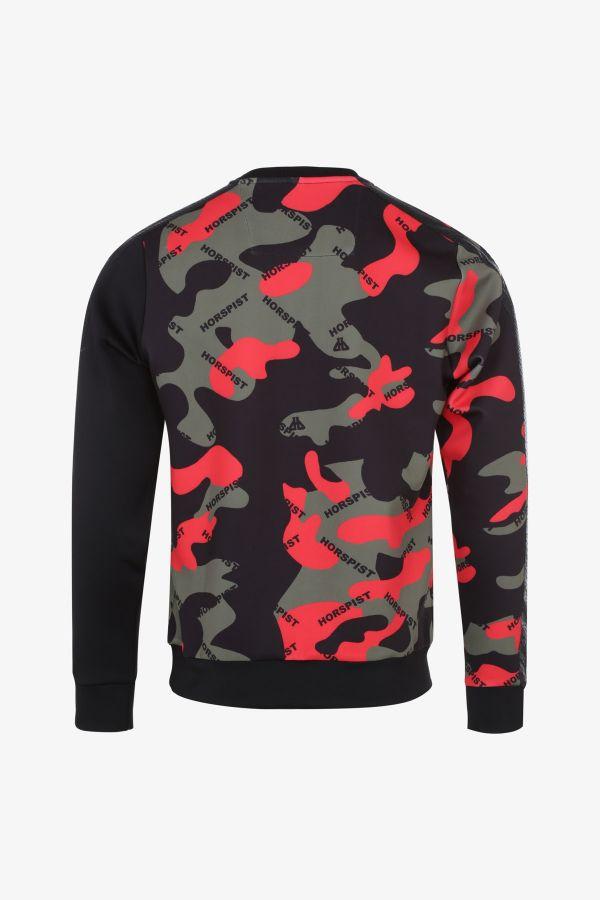 Pull/sweatshirt Homme Horspist GATE CAMOU KHAKI