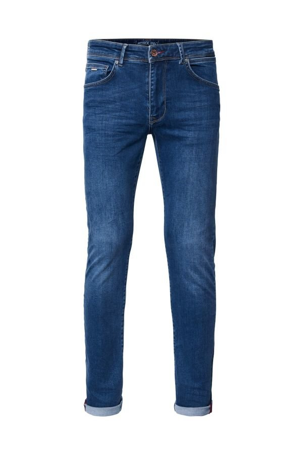 Jean Homme Petrol Industries SEAHAM CLASSIC 5750 MED BLUE