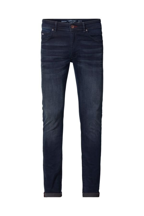 Jean Homme Petrol Industries DNM1003 5800 DARK BLUE