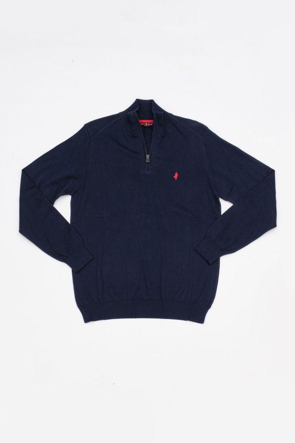 Pull/sweatshirt Homme Mcs EPULL-C003-752 MARINE