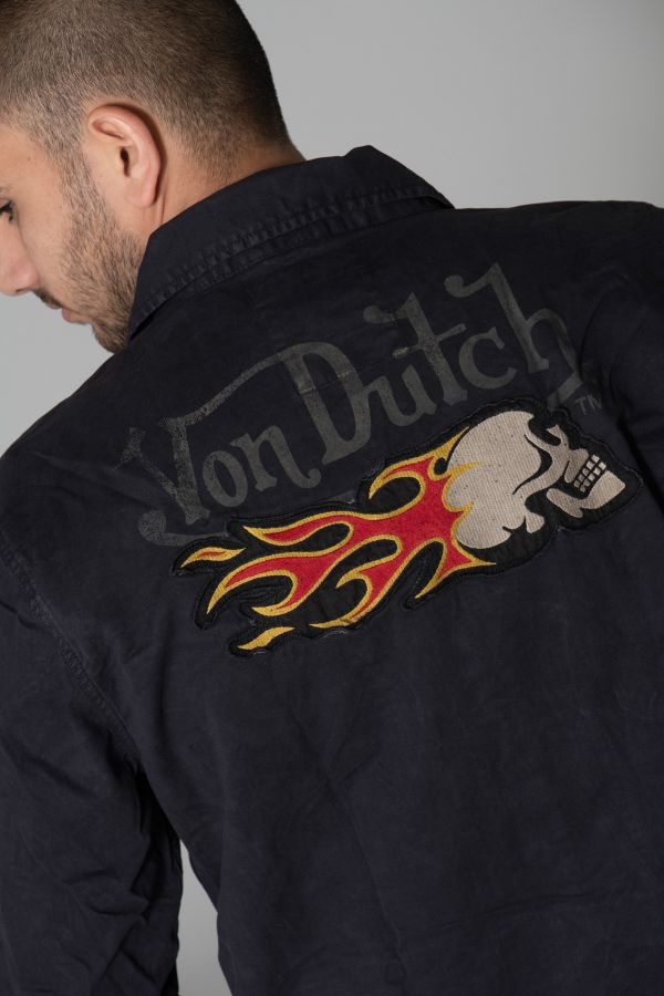 Veste Homme Von Dutch VESTE SOL DG
