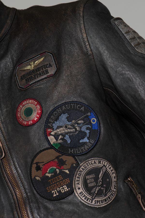 Blouson Homme Aeronautica Militare GUIBBINO PN914PL146