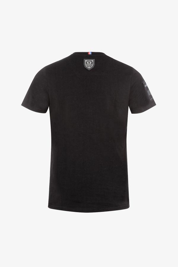 Tee Shirt Homme Horspist JOCKY BLACK
