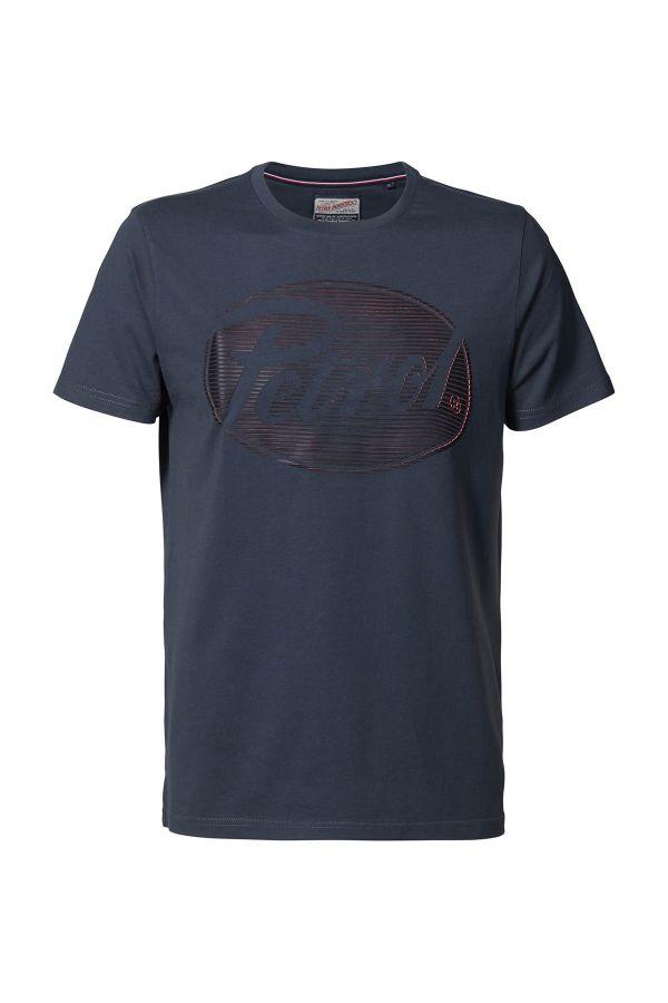 Tee Shirt Homme Petrol Industries TSR601 9073 RAVEN GREY