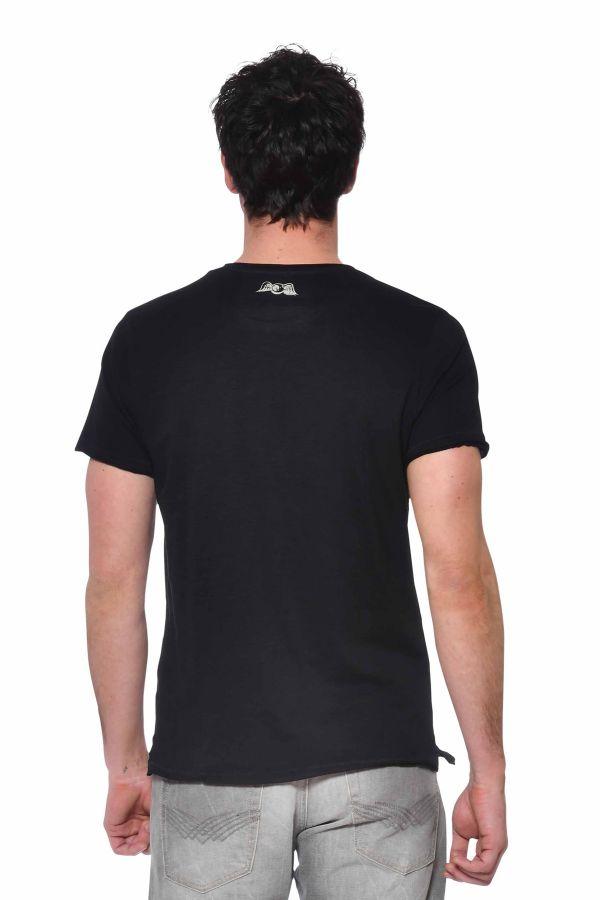 Tee Shirt Homme Von Dutch EARL NOIR
