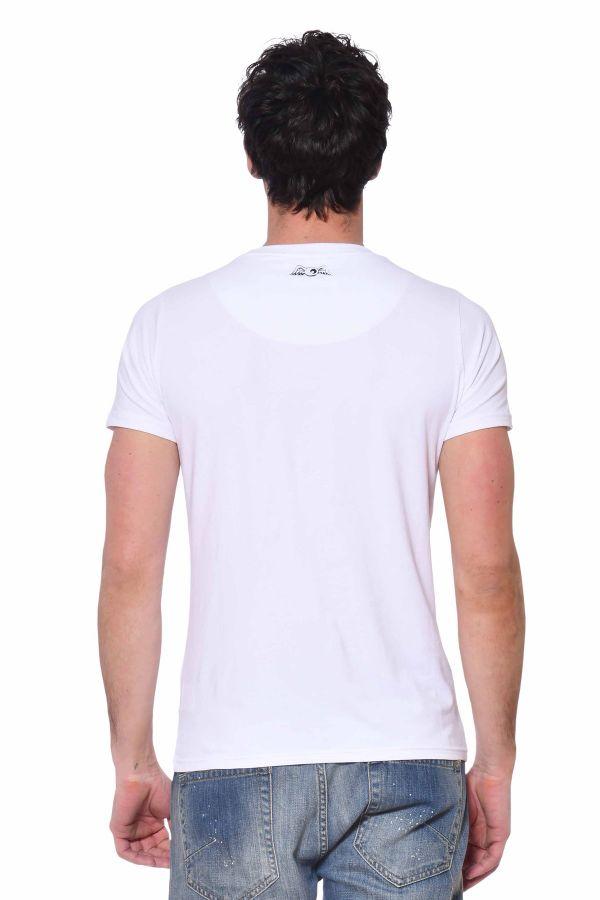 Tee Shirt Homme Von Dutch TSHIRT LIFE WNR