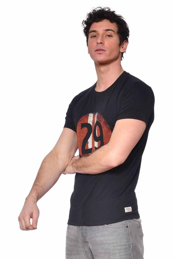 Tee Shirt Homme Von Dutch STEE NOIR