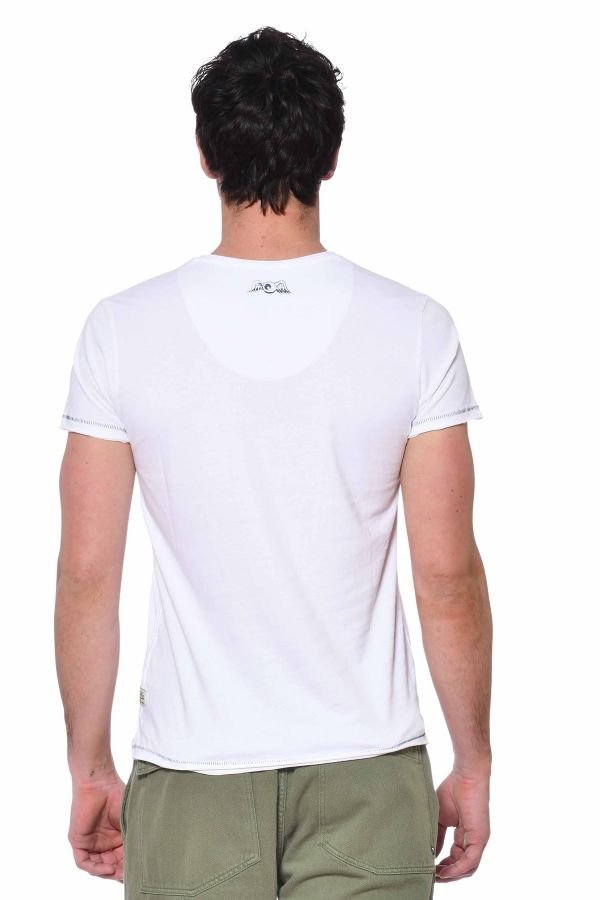 Tee Shirt Homme Von Dutch TSHIRT OVER WHITE