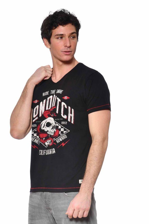 Tee Shirt Homme Von Dutch TSHIRT SNAK