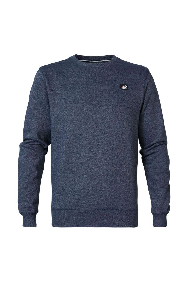 Pull/sweatshirt Homme Petrol Industries SWR308 5090 DEEP CAPRI