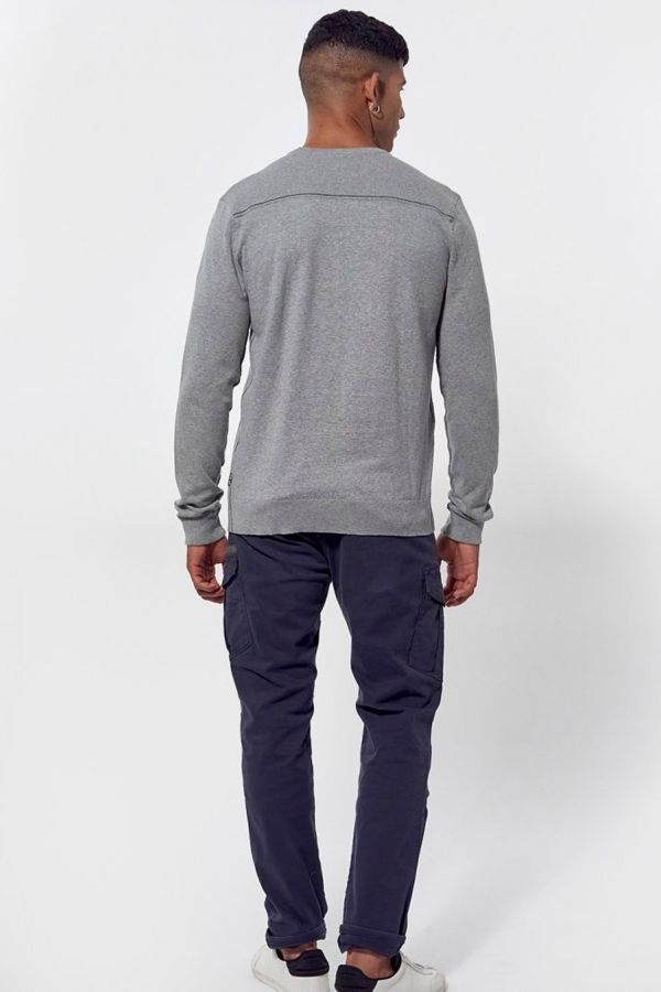 Pull/sweatshirt Homme Kaporal DIPAK GREY MELANGE