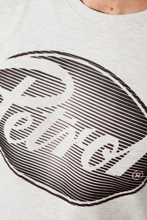 Tee Shirt Homme Petrol Industries TSR601 0009 ANTIQUE WHITE