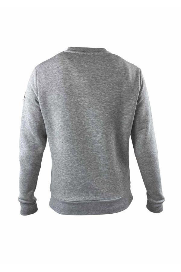 Pull/sweatshirt Homme Helvetica PANORAMA GREY CHINE