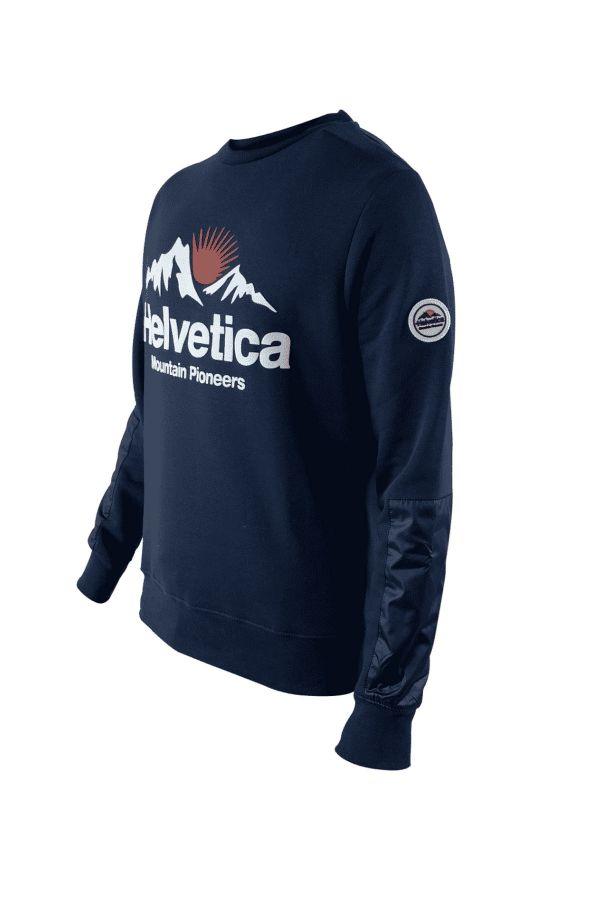 Pull/sweatshirt Homme Helvetica AVRON DARK NAVY