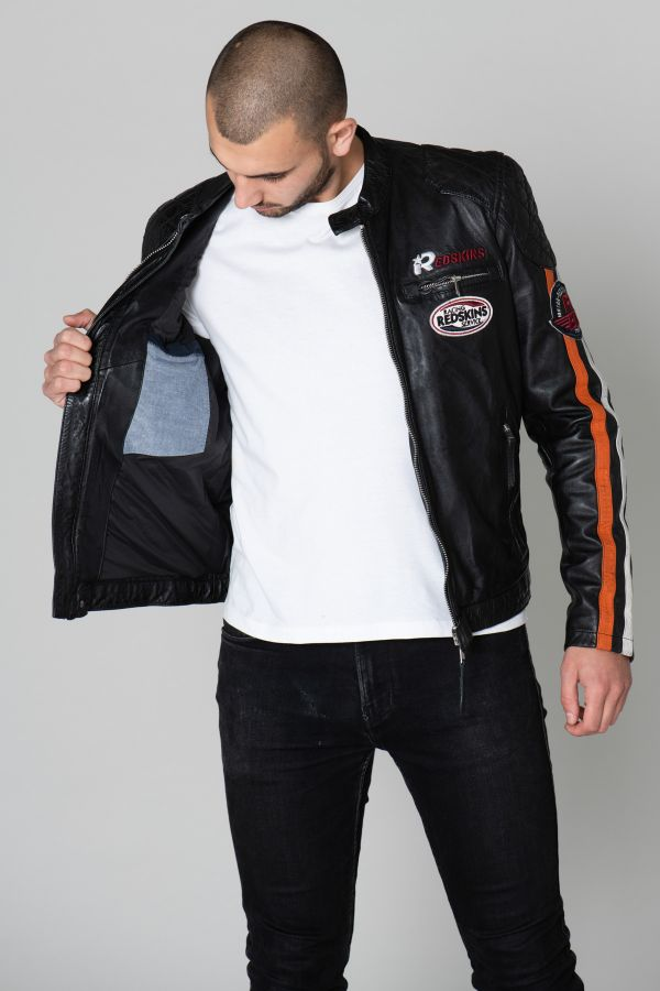 Blouson Homme Redskins RAFTER CALISTA BOWH